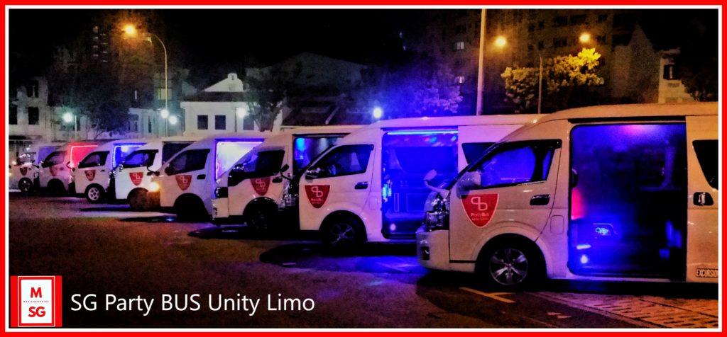 singapore party bus hotline